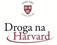 Logo konkursu Droga na Harvard