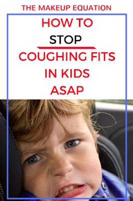 How to Stop Coughing Fits In Children quickly and naturally