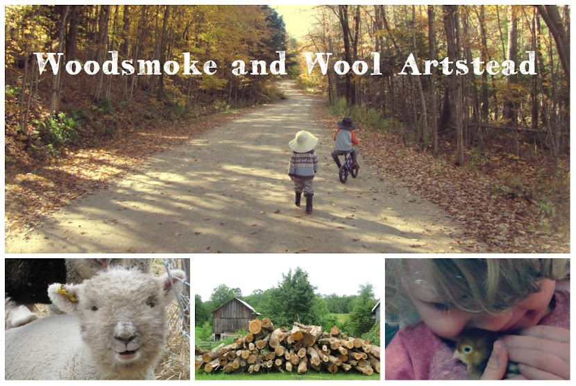 Woodsmoke And Wool