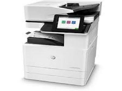 Image HP LaserJet MFP E72540 Printer Driver