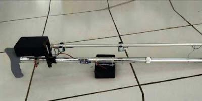 Mahasiswa UI Bikin Tongkat Elektronik bagi Tunanetra