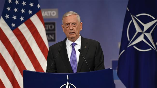 US military 'remains ready' for conflict with North Korea: US Defense Secretary James Mattis