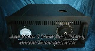 Jual Booster VHF 2 Meter Band Tabung