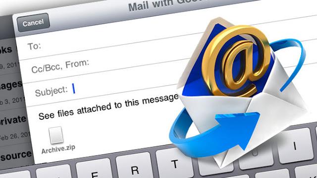 O e-mail já foi responsável por mais de 70 por cento de todo o tráfego de rede