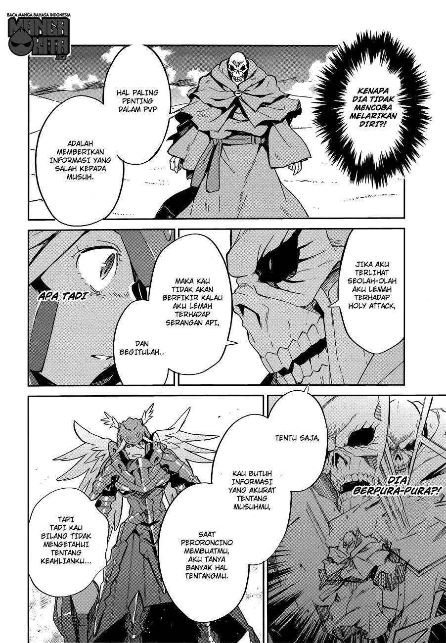 Komik Overlord chapter 14 Bahasa Indonesia