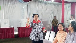 WismaQQ | Megawati : Mudah-mudahan Rakyat DKI Rasional Pilih Pemimpin