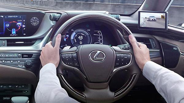 2019 Lexus ES Ayna Sistemi - 4