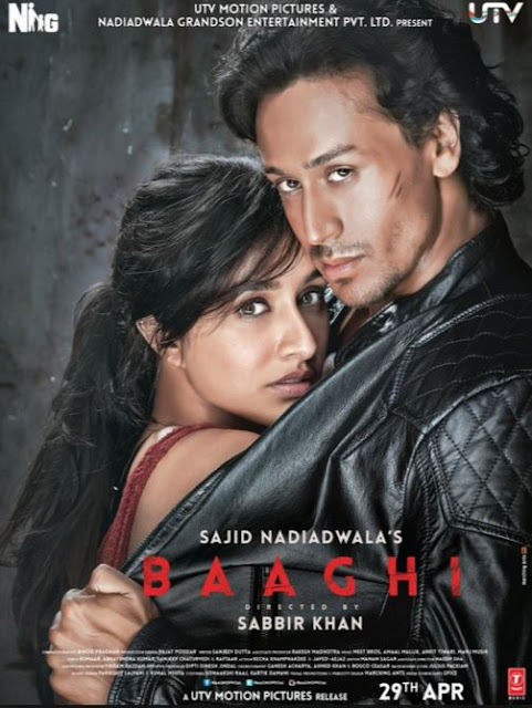 Baaghi Hindi Movie Official Trailer  (2016) | Tiger Shroff  | Shraddha Kapoor