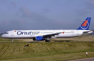 طيران أونيور التركي