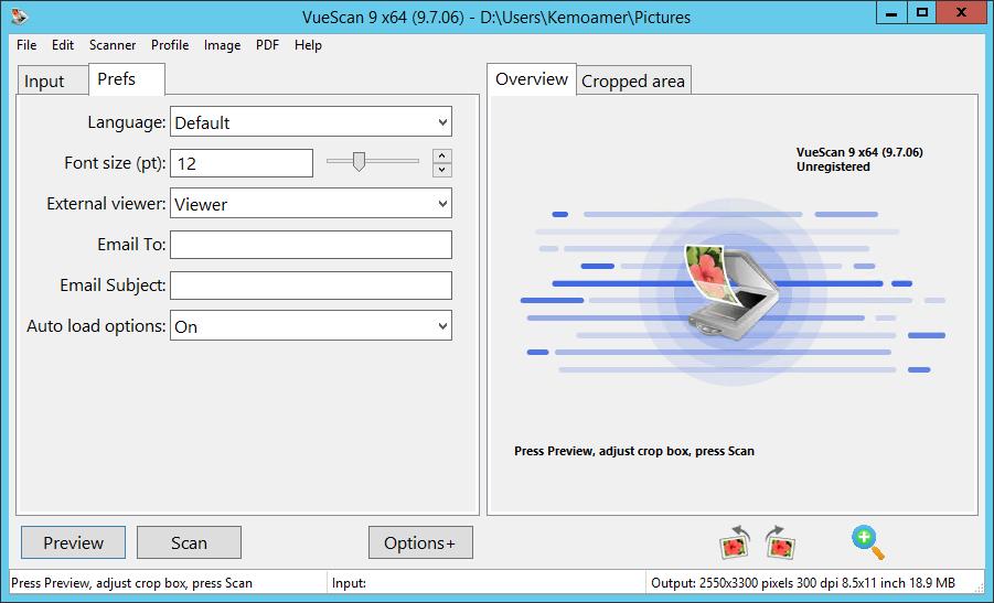 VueScan 9.7.10