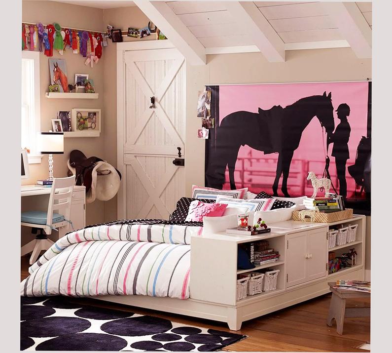 Bedroom Designs And Color For Teenage Girls Ellecrafts