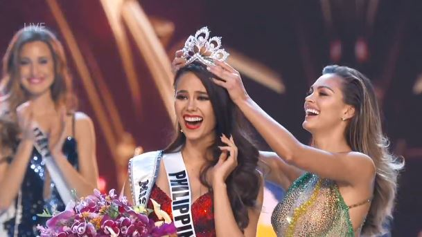 Congratulations, Catriona Gray, the new Miss Universe!