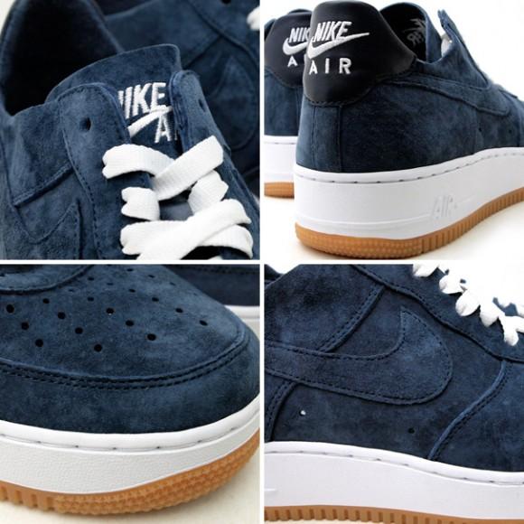 vente discount 275b7 b2c0c L'actu des Sneakers: Nike Air Force 1 Low 'Obsidian'