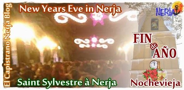 Fiesta de Nochevieja Fin de Año en Nerja