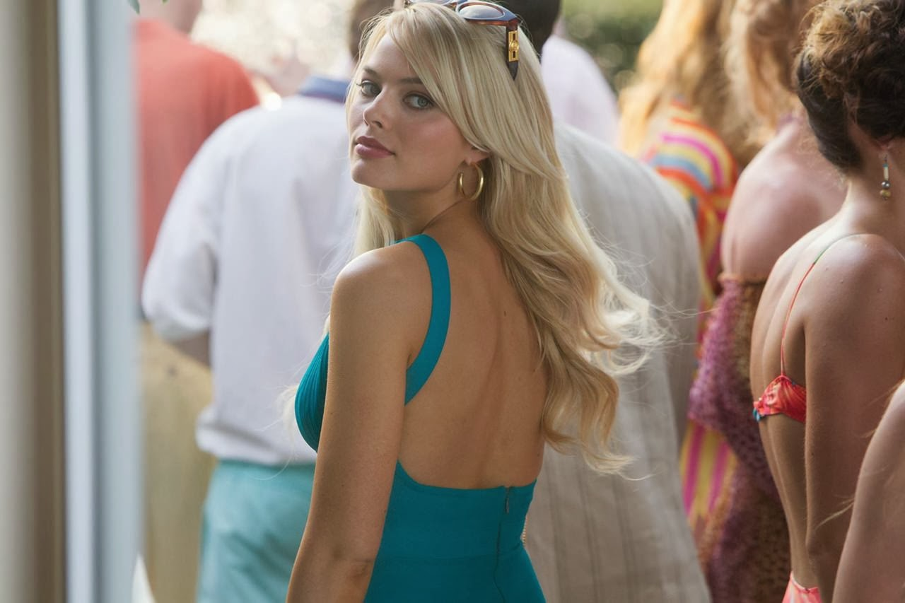 the wolf of wall street margot robbie