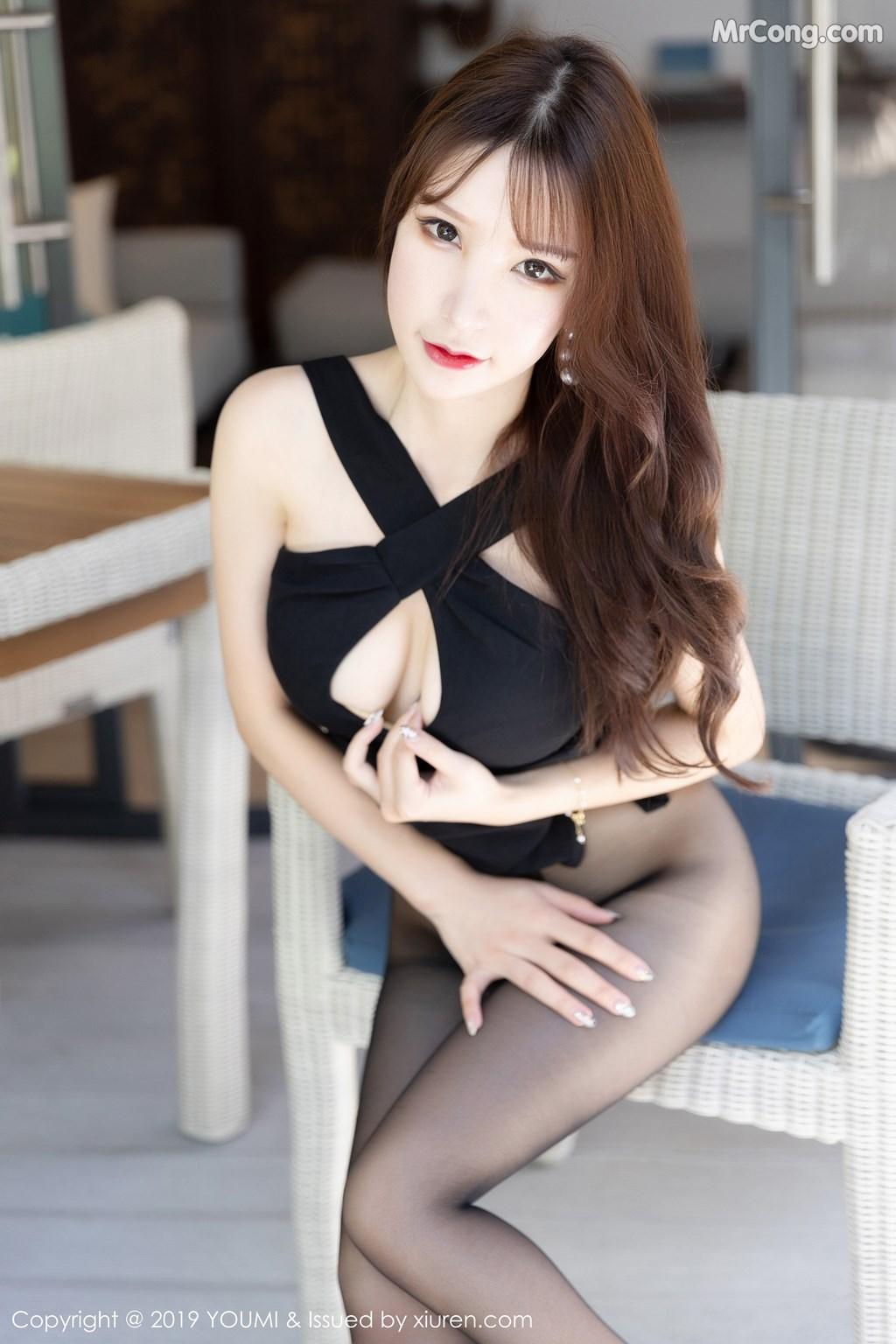 Image YouMi-Vol.389-Zhou-Yuxi-Sandy-MrCong.com-037 in post YouMi Vol.389: Zhou Yuxi (周于希Sandy) (53 ảnh)