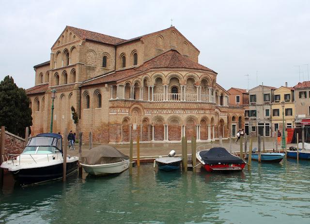 Murano. Qué ver en Murano. Iglesia de Sta. María y Donato