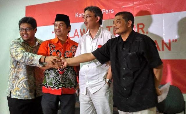 Tokoh Lintas Agama: Demo Harusnya Damai, Kalau Ada Makar Dilarang Wajar. Photo: Detik.com