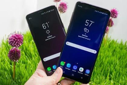 Samsung Galaxy S9 Plus, Smartphone Keren dengan layar 6,2 Inci