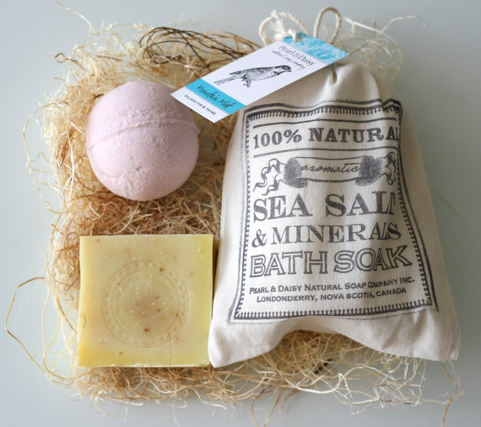 Take12 and Win with Pearl & Daisy Natural Soap Company