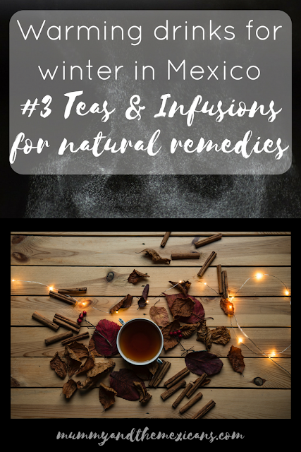 Warming Drinks For Winter In Mexico #3 Teas And Infusions For Natural Remedies