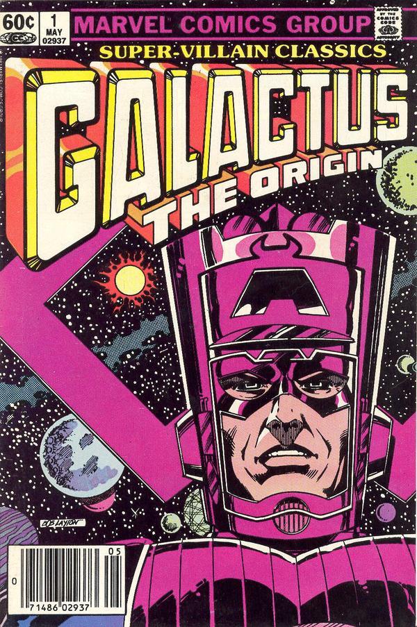 Galactus Marvel