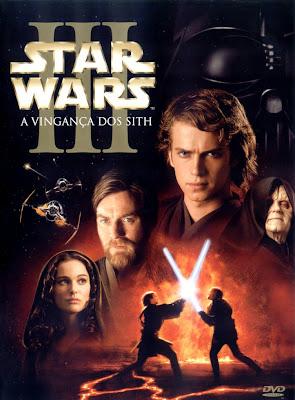 Star Wars: Episódio 3 - A Vingança dos Sith - DVDRip Dual Áudio