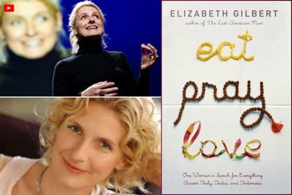 Elizabeth Gilbert Your elusive creative genius  TED Talk