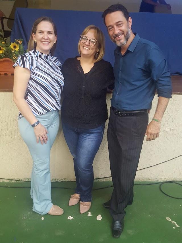 Anápolis: Professora Mara Peixoto é eleita conselheira da Educação da área Infantil