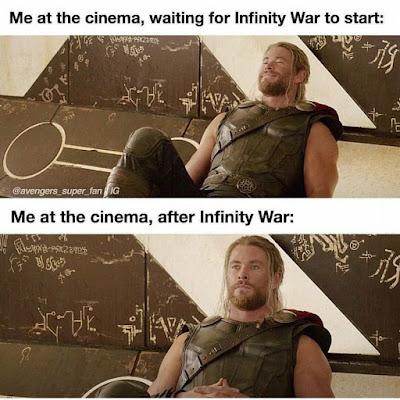 6 Meme Lucu 'Avengers: Infinity War' yang Kocak Banget
