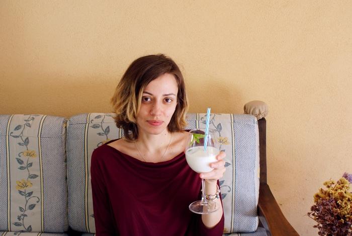 latte menta ricetta senza sciroppo