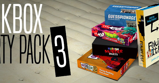 Jackbox Games for AppleTV - thumbs up!