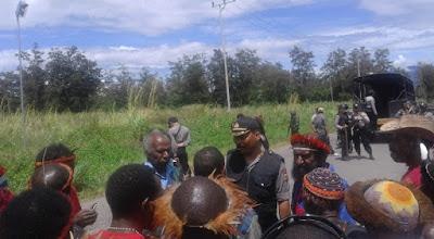 KNPB Balim: Polisi Langgar Prosedur