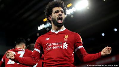 صامويل إيتو: محمد صلاح من أفضل لاعبى العالم ولا يقل عن ميسى