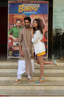 Parineeti Chopra with Ayushmann Khurrana at the Launch of Trailer of Meri Pyaari Bindu 039.JPG