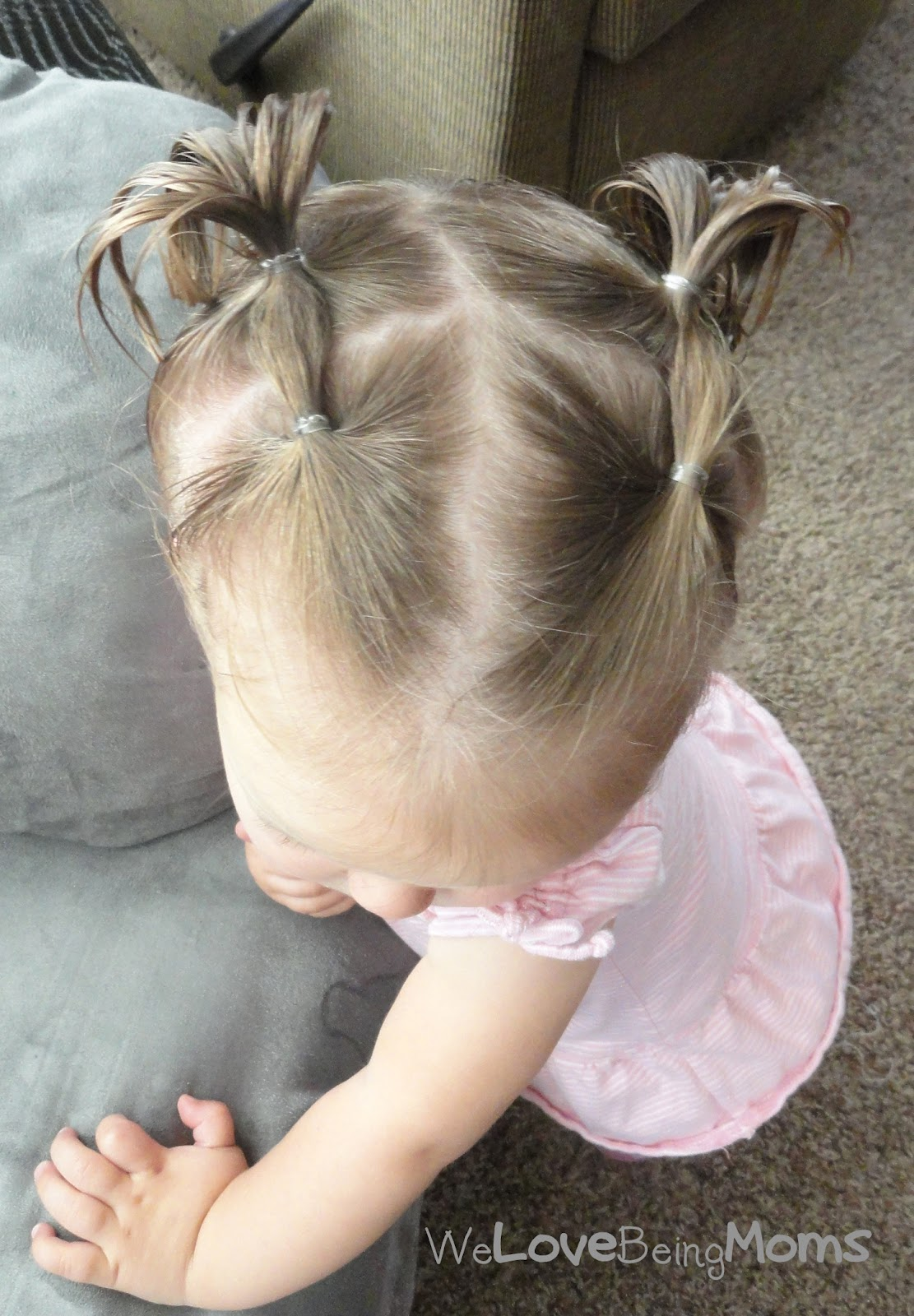 Hairstyles For 1 Year Old Baby Girl : hairstyles, Being, Moms!:, Toddler, Hairstyles