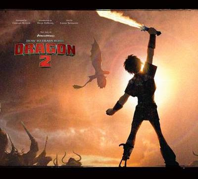 Picture of the Art of How to Train Your Dragon 2