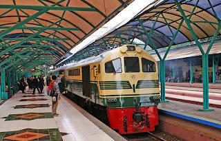 Bagian-bagian di stasiun dalam bahasa inggris