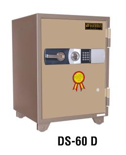"""Brankas Fire Resistant Safe Digital Daichiban DS 60 D"""