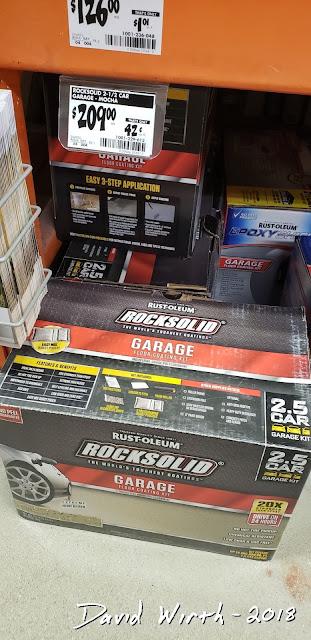 rustoleum rock solid, garage floor