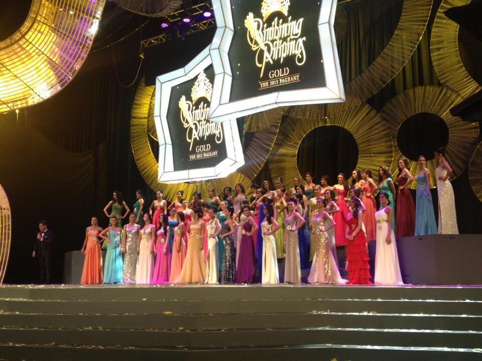 Binibining Pilipinas 2013 Coronation Night Winners ~ Wazzup