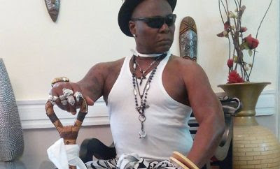 Charley Boy, now President of Frustrated Nigerians!