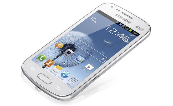 Samsung Galaxy Grand Duos, Smartphone Android Dual SIM Dengan Layar 5 Inci