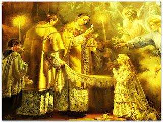'Primeira Comunhão de Santa Teresinha', Aldo Locatelli (1952), Igreja Santa Teresinha