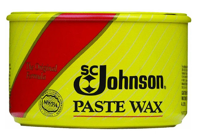 johnsons paste wax on furniture