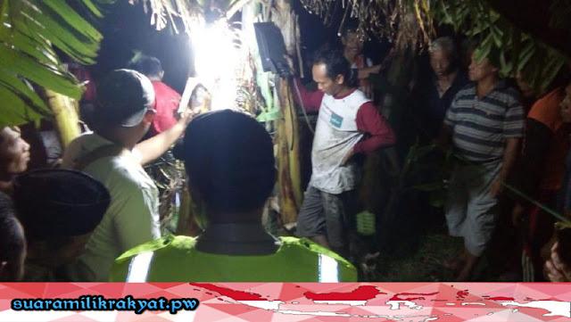 1 Warga krits Dan 2 Warga Tewas Akibat Hirup Gas Beracun Di Ngawi
