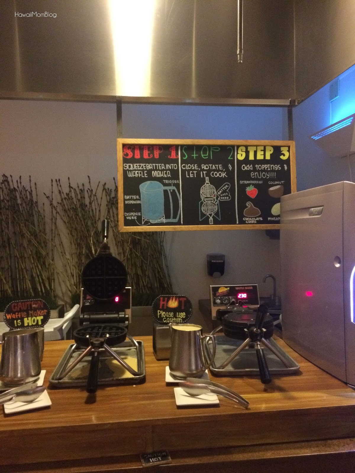 Hawaii Mom Blog Visit Maui Black Rock Kitchen Breakfast Buffet
