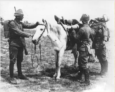 Çanakkaleye giden askerler