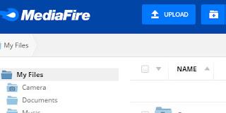 Como Iniciar sesion y subir tus archivos a Mediafire