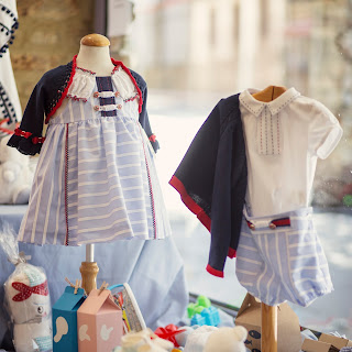 ropa infantil de 0 a 6 años en La tienda de María Santiago Compostela